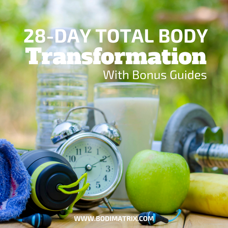 28 Day Transformation Package